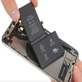 iPhone reparatie batterij vervangen