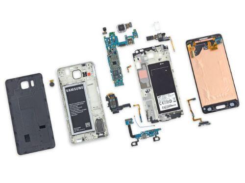 Samsung reparatie Limburg