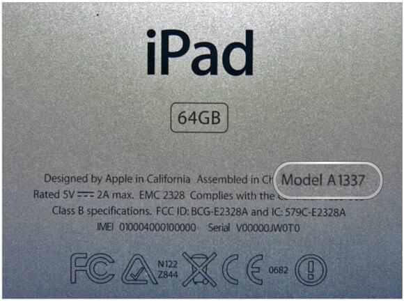 Welke iPad gebruik ik