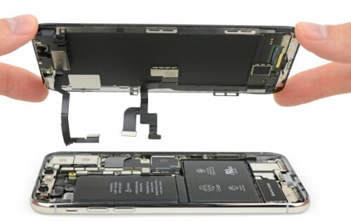 iPhone Scherm reparatie door iPhone Service Limburg