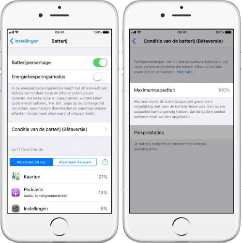 iPhone 11 pro max batterij vervangen